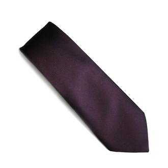 Rich Purple self pattern tie
